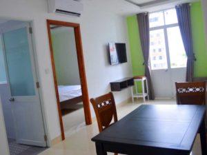 Апартаменты в центре Нячанга
