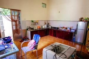 аренда дома в Нячанге фото кухни
