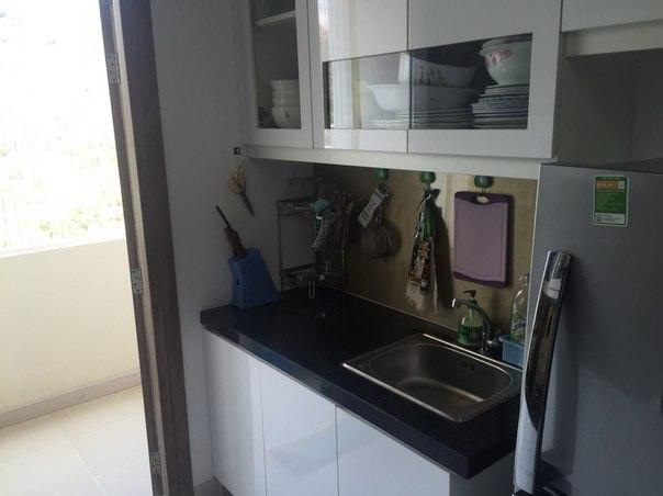 фото кухни квартиры в нячанге - аренда во Вьетнаме