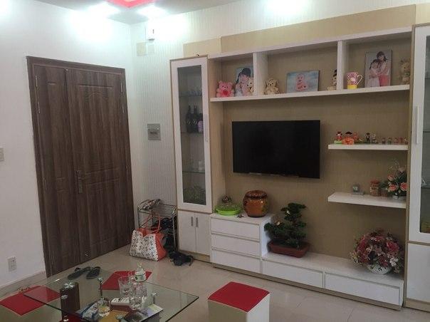зал в квартире в нячанге фото, аренда во Вьетнаме
