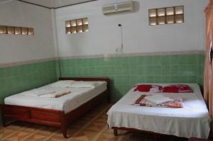 фото спальни - аренда дома во Вьетнаме