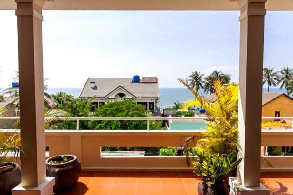 rent villa Muine