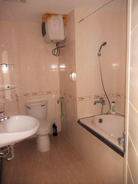 аппартаменты в нячанге, душевая - rent-in-vietnam.com