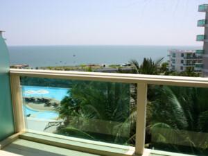апартаменты Ocean Vista 2 спальни