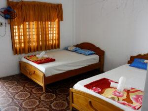 комната с бассейном Муйне